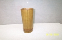 BAMBOO CHOPSTICK / JOSS STICK HOLDER